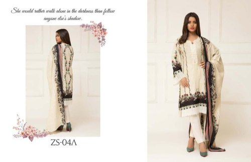 f58de14f39 ZS Textiles Signature Icon Vol2 Printed Lawn Dress at Rs 899 /piece ...