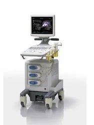 Hitachi Aloka Colour Doppler Ultrasound Scanner, For Hospital