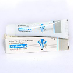 Fusidic Acid Beclomethasone Dipropion Cream