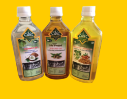 Cold Pressed Organic Sesame Oil