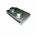 Mild Steel Coated Rail Clamps