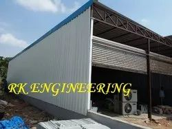 Godown Roofing Shed Contractors