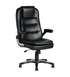 Largas Executive HB Black Chair