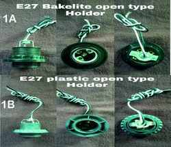 E27 Pendant Holder Open Type 1A,1B