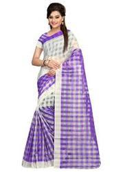 Padmashree Rajguru Cotton Saree
