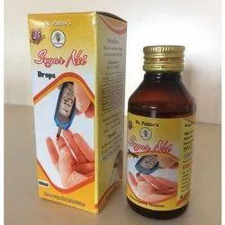 Sugar Nil Anti Diabetic Drop, Packaging Type: Bottle