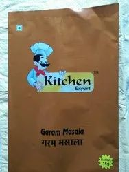 Paper Spices Packaging Bags