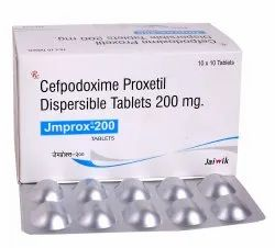 Cefpodoxime Proxetil 200 mg Tab