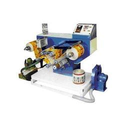 Dev Industries 5 Hp Rewinder Machine, For Industrial, Production Capacity: 150 Mpm