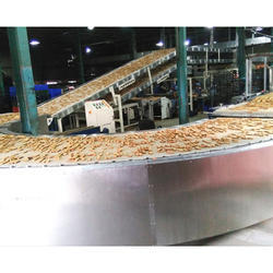 Food Roller Conveyor