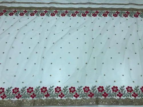 Fancy Embroidery Dupatta