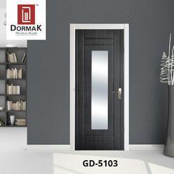 GD-5103 Decorative Designer Wooden Glass Door