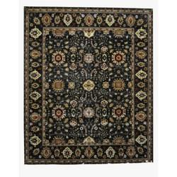 Pure Wool Carpet and Hand Knotted Agra Wool Rug