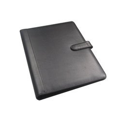 Leather File Holder