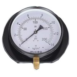 Surface Mounting Pressure Gauge
