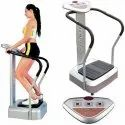 Crazy Fit Massager  Home Fitness Equipment For Full Body Workout Vibration Plate Fitness Platform