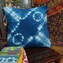 Tie N Die Shibori Cushion Cover