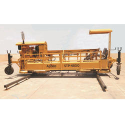 Fine Finish Concrete Paver Machine