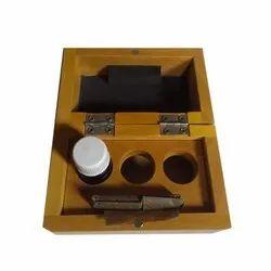 Wooden Acid Bottle Packaging Box