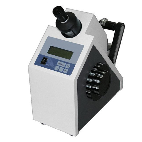 LABMAN Digital Abbe Refractometer, for Laboratory, Model: LMAR-1317, Rs  95000 /piece | ID: 14401209455