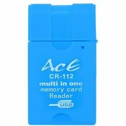 Ace USB Multi Socket Card Reader, CR-112