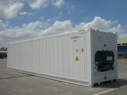40ft Used Refrigerated Containers