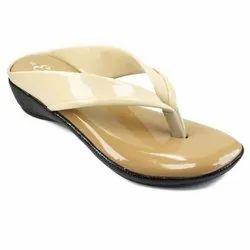 Estelio Party Wear Ladies Fancy Slipper, Size: 3 - 9