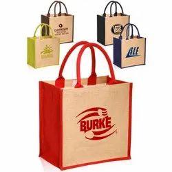Colour Jute Bag