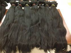 Natural Machine Weft Human Hair