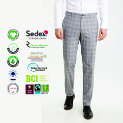 Chetna Organic Cotton Mens Trousers