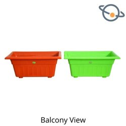 Balcony View Pot
