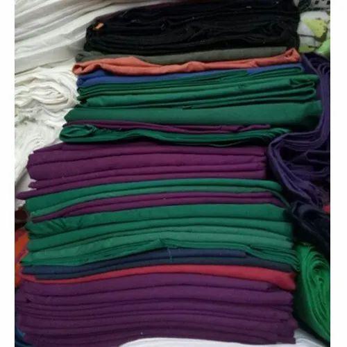 Plain Cotton Fabric, Packaging Type: Lump, Gsm: 150-200 Gsm