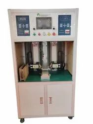 Automatic Spot Welding Machine For Battery Cell