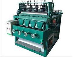 AUTOMATIC SCRUBER MAKING MACHINE