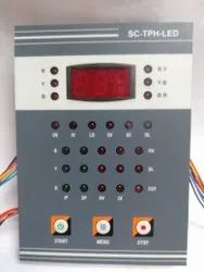 Servo Controlled Voltage Stabilizer Control Card