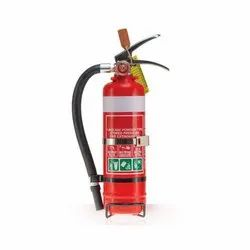 ABC Dry Powder Portable Fire Extinguisher