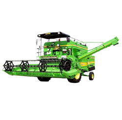 KS Group KS9300 Crop Master, 14 feet, 101 hp Combine Harvester, 5 Straw Walker