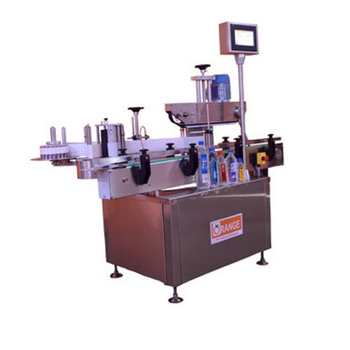 AUTOMATIC MINERAL WATER BOTTLE LABELING MACHINE At Rs