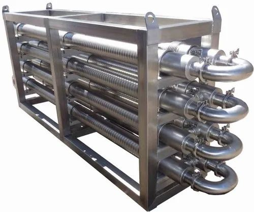SS Pipe Heat Exchanger