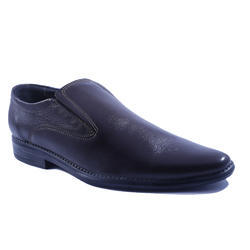 Daily wear Leather Brown Pointed Shoes