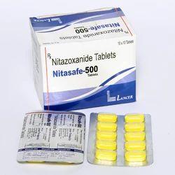 Nitazoxanide 500mg Tablets