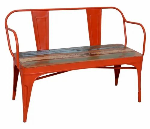 Surprising Metal Chair With Wooden Top Gmtry Best Dining Table And Chair Ideas Images Gmtryco