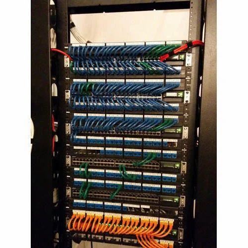 Mild Steel Networking Rack Rs 8500 Piece Fortune