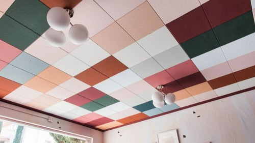 PVC False Ceiling Panels