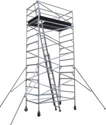 Aluminium Scaffoldings Rental Services