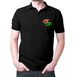 Cotton Polo Neck Half Sleeve Mens Polo T Shirt, Size: S-XXL