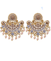 Traditional Designer Meenakari Earrings