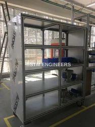 4 Layer Aluminium Storage Rack