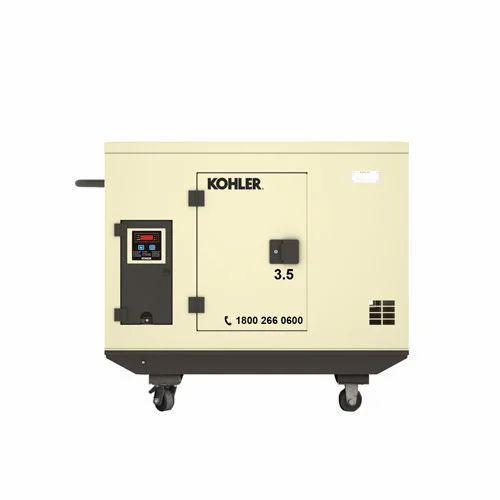 3 5 kVA - 650 kVA Kohler Diesel Generator - ITC 3 5 KVA