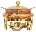 Round Mini Chafing Dish